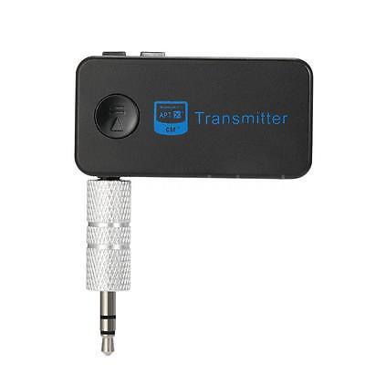 Wireless Bluetooth 4.1 Transmitter A2DP Audio Adapter Player Aux 3.5mm