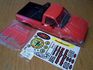 RC4WD-1-10-Marlin-Crawler-Trail-Finder-2-Red-Mojave-II-Body-Set-TF2-Yota-Rollbar