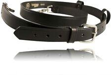 Boston Leather 6543 1 125 Firemans Radio Strap Belt
