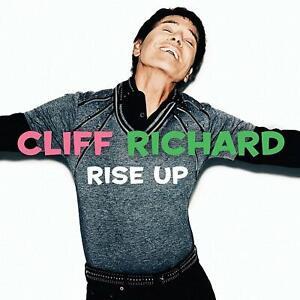 CLIFF-RICHARD-Rise-Up-2018-16-track-CD-album-NEW-SEALED