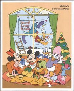 Sierra-Leona-1995-Disney-Mickey-Goofy-Navidad-Caricaturas-animacion-1v-m-s-b4165d