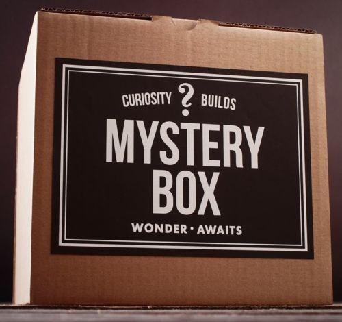 Mystery Box Lucky Dip Item Bag Random Stocking Filler Christmas Gift For Sale Online Ebay