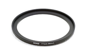 Stepping Ring 77-86mm 77mm to 86mm Step Up Ring Stepping Rings 77mm-86mm