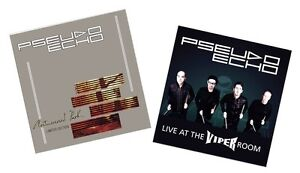PSEUDO-ECHO-2-ALBUM-CD-BUNDLE-DEAL-034-AUTUMNAL-PARK-034-amp-034-VIPER-ROOM-034