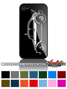 Volkswagen beetle baja bug profile cell phone case for iphone samsung galaxy ebay - Fax caser bajas ...