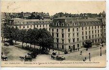 CP 75 PARIS - Panorama de la Caserne de la Pépinière - Ancienne pépinière royale