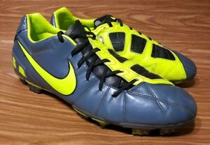 Image is loading NIKE-T90-TOTAL-90-MENS-SOCCER-CLEATS-SIZE- 004cbba91ee