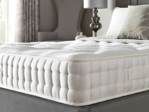 super popular a9756 0b011 Details about Santorini 3000 Individual Pocket Sprung Mattress Memory Foam  Topped