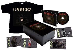 UNHERZ-Jetzt-oder-nie-Lim-Metalbox-Set-incl-Digipak-CD-T-Shirt-206918