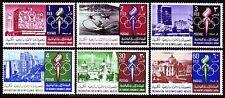 Jordanien Jordan 1967 ** Mi.658/63 A Olympische Spiele Olympic Games