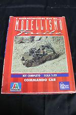 Kit Vintage Italeri Commando Car 1/35