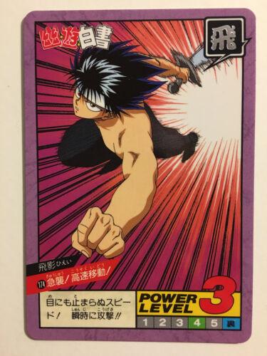 Yu Yu Hakusho Super Battle Power Level 174 - Part 4
