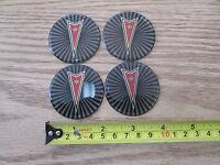 Pontiac Emblems Stickers For Center Caps Hubcaps Alloy Wheels