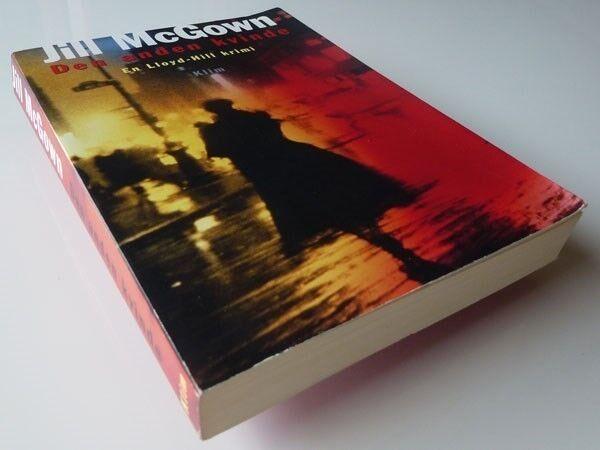 Den anden kvinde, Jill McGown, genre: krimi og spænding