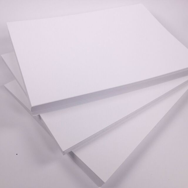 2.00mm A2+ Greyboard 100/% Recycled Cardboard Thick Card  1.0mm 1.5mm A3 A4