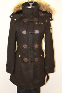 NWT-COOGI-TOGGLED-PEACOAT-WOOL-BLEND-FAUX-FUR-WOMEN-COAT-JACKET-SIZE-S-M-L-145
