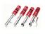 MINI-ONE-COOPER-COOPER-S-OPERE-Regolabile-Coilover-Suspension-Kit-GLI-AMMORTIZZATORI miniatura 2