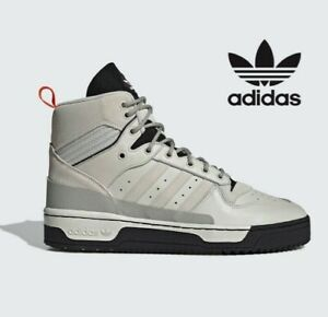 ⚫ Authentic ADIDAS RIVALRY HI High TR