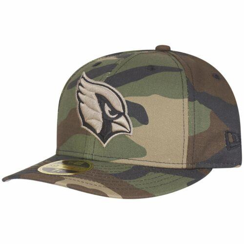 Arizona Cardinals camo New Era 59Fifty LOW PROFILE Cap
