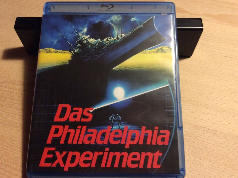 The Philadelphia Experiment, Blu-ray, science fiction