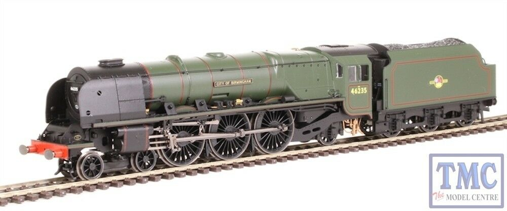 R3509TTS Hornby OO 'City of Birmingham' Princess Coronation (Modified) (Modified) (Modified) TTS Sound c28acc