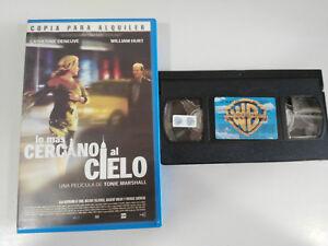 LO-MAS-FERMER-AL-CIEL-CATHERINE-DENEUVE-VHS-BANDE-COLLECTOR-CASTILLAN
