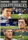 NFL Manning Brady and Favre Quarterba 0883929012909 Generals DVD Region 1