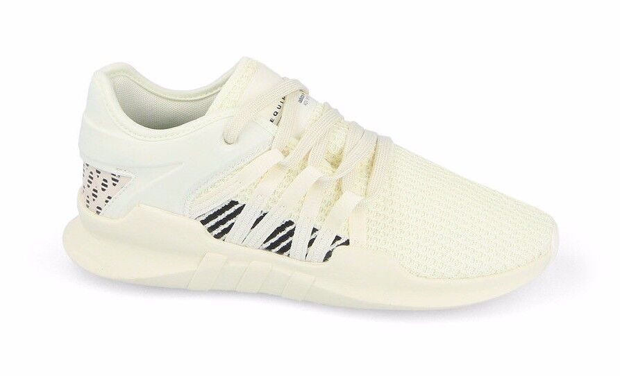 Adidas EQT RACING ADV W Off Blanc Noir Running BY972018 (470) Femme Chaussures