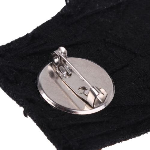 2 xblazer épaulettes à Franges Long Tassel Metal Punk épaule épaulette extérieure Broche Unisexe