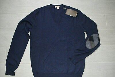 aspetto dettagliato 53a29 0e864 Burberry jumper man | eBay