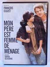 DVD / MON PERE EST FEMME DE MENAGE - FRANCOIS CLUZET FILM DE SAPHIA AZZEDDINE
