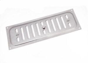 * Boîte De 10 Aluminium Aveuglette Grille Ventilation Couvercle 9 X 3 Pouces Nourrir Les Reins Soulager Le Rhumatisme