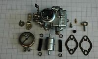 1963 73 Ford 200 240 250 300 6cyl Autolite 1100 1101 Holley 1940 Repl Carb 1