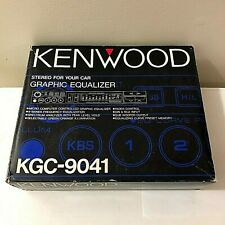 Stupendous Kenwood Eq Graphic Equalizer Kgc 6042A For Sale Online Ebay Wiring 101 Orsalhahutechinfo
