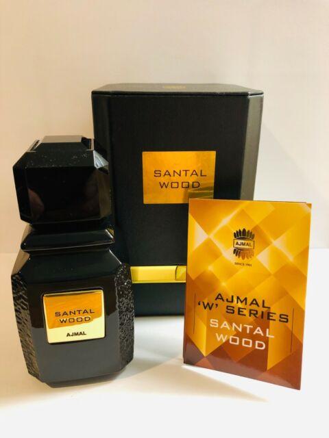 SANTAL Wood by Ajmal 100 ml Eau de Parfum Spray (unisex) 3.4 OZ (Women)