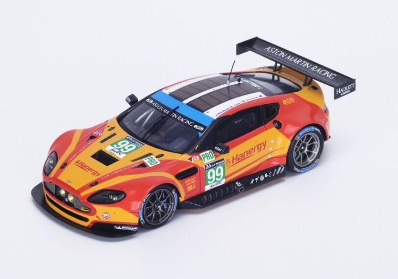 Aston Martin V8 Vantage Rees-Macdowall  Le Mans  2015 (Spark 1 43   S4667)