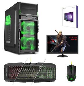 GAMER-KOMPLETT-PC-AMD-FX-8300-8x-4-2GHz-16GB-DDR3-1TB-HDD-GTX1050-TI-Gaming