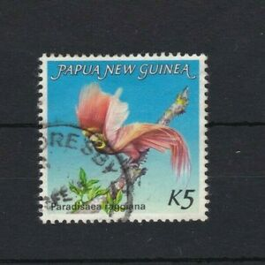 PNG436b-Papua-New-Guinea-1984-Birds-of-Paradise-K5-USED
