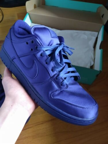 "Nike SB Dunk Low ""Deep Royal Blue"" Size 12 Used"