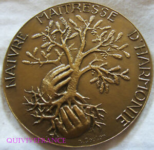 MED9226-Medal-Day-National-OF-THE-TREE-1977-By-Coulon