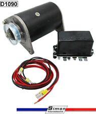 Gleichstrom Lichtmaschine mit Regler für Fahr 12V 11A Universal Umbausatz