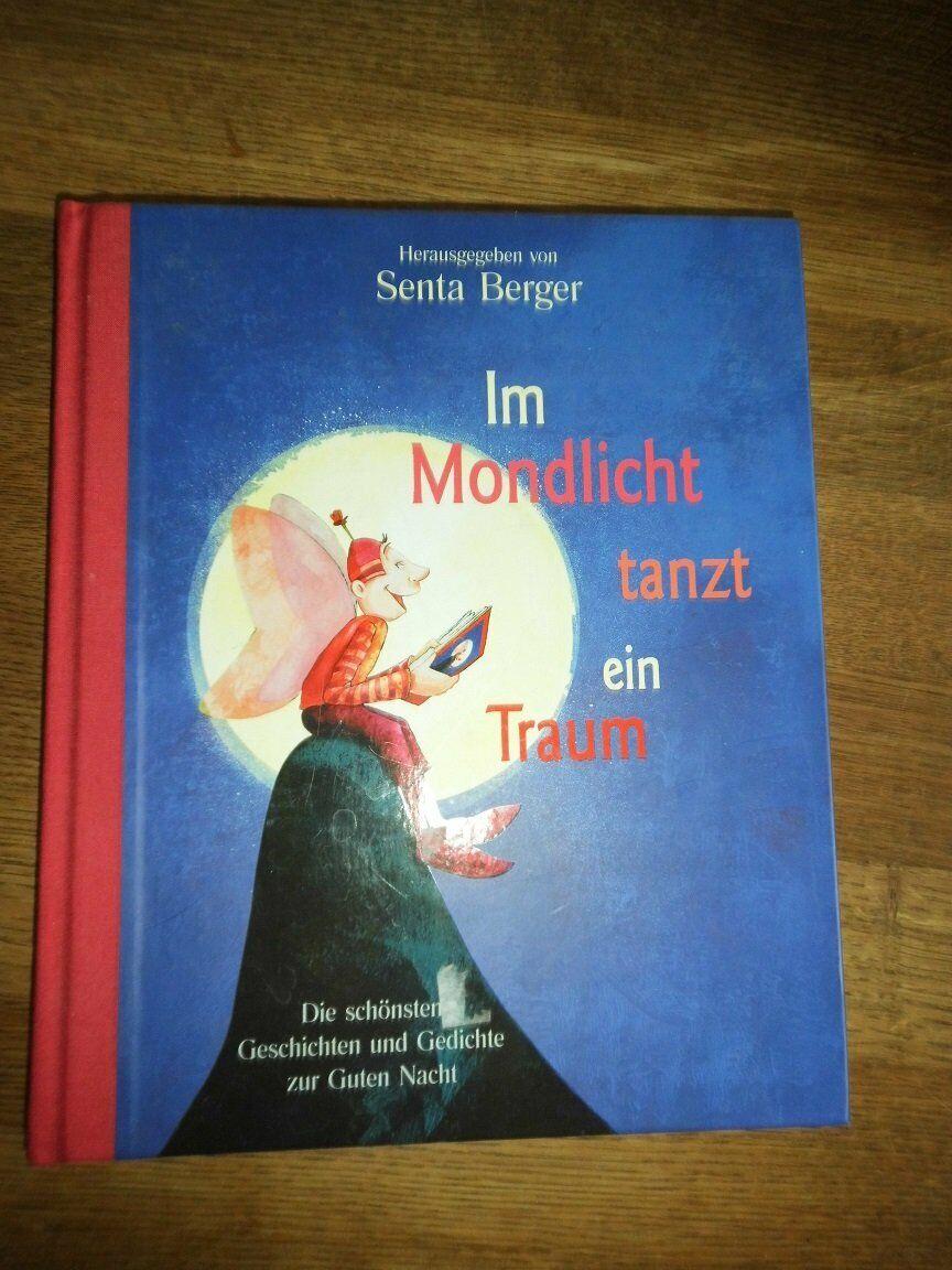 Im Mondlicht tanzt ein Traum von Senta Berger - mit unbenutzter CD!
