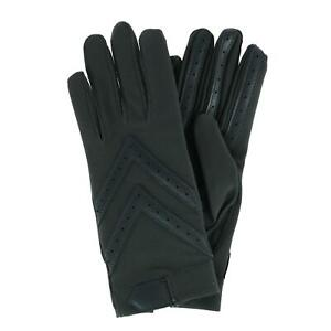New-Isotoner-Women-039-s-Unlined-Touchscreen-Driving-Gloves
