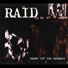 Hands off the Animals by Raid (CD, Aug-1996, Victory Records (USA))