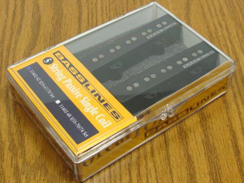 NEW Seymour Duncan SJ5s 67//70 Passive 5 String for Jazz Bass PICKUPS Pickup Set
