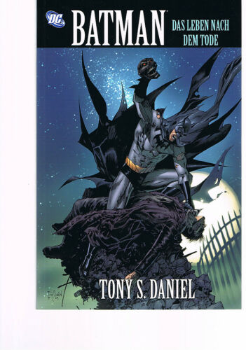 Das Leben nach dem Tode Batman