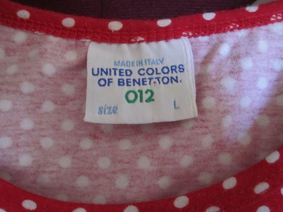 Kjole, kjole, United colors of benetton