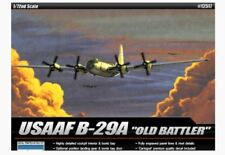 Academy 12517 Old Battler USAAF B-29A Plastic Model Kit 1//72 Scale ajk