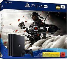 Artikelbild PS4 Pro 1TB + Ghost of Tsushima