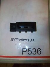 2006 Ford Focus Left Driver s Seat Switch Pt# 5F9T-14B709-AA w KNOB #P536